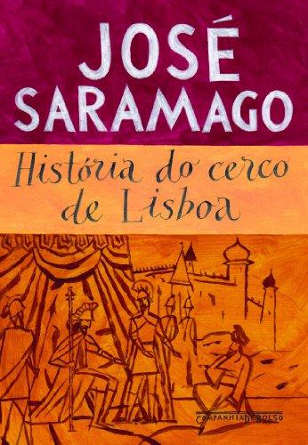História do cerco de Lisboa (Edição de Bolso), livro de José Saramago