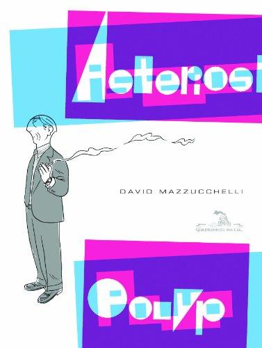 Asterios Polyp, livro de David Mazzucchelli