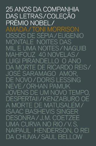 AMADA (COLEÇÃO PRÊMIO NOBEL), livro de Toni Morrison