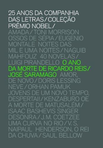 O ano da morte de Ricardo Reis (Coleção Prêmio Nobel), livro de José Saramago