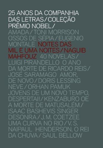 Noites das mil e uma noites (Coleção Prêmio Nobel), livro de Naguib Mahfouz