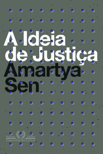 A ideia de justiça, livro de Amartya Sen