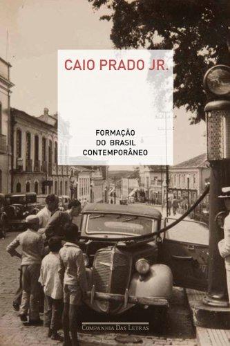 Formação do Brasil contemporâneo - Colônia, livro de Caio Prado Jr.