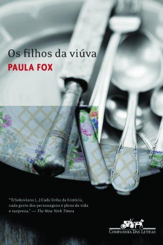 Os filhos da viúva, livro de Paula Fox