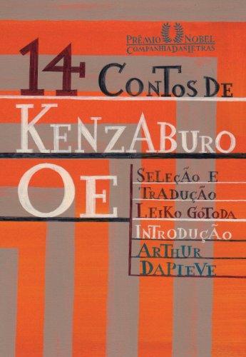 14 contos de Kenzaburo Oe, livro de Kenzaburo Oe