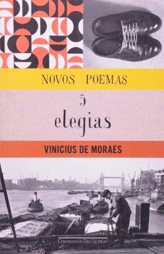 Novos poemas e 5 elegias, livro de Vinicius de Moraes