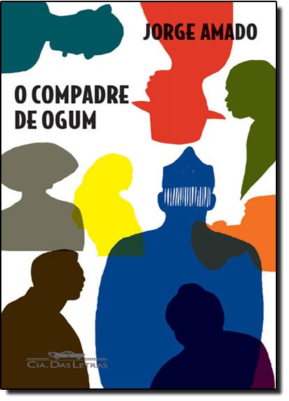 Compadre de Ogum, O, livro de Jorge Amado