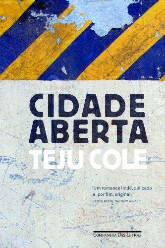 Cidade Aberta, livro de Teju Cole