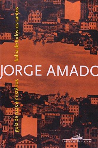BAHIA DE TODOS-OS-SANTOS, livro de Jorge Amado