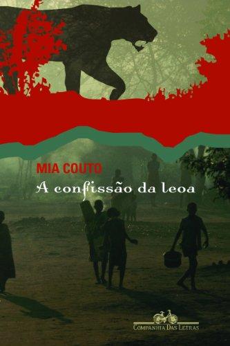 A confissão da leoa, livro de Mia Couto