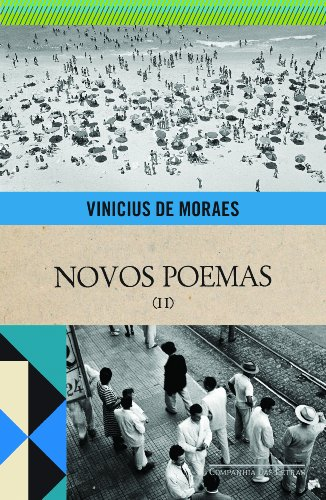 NOVOS POEMAS II, livro de Vinicius de Moraes