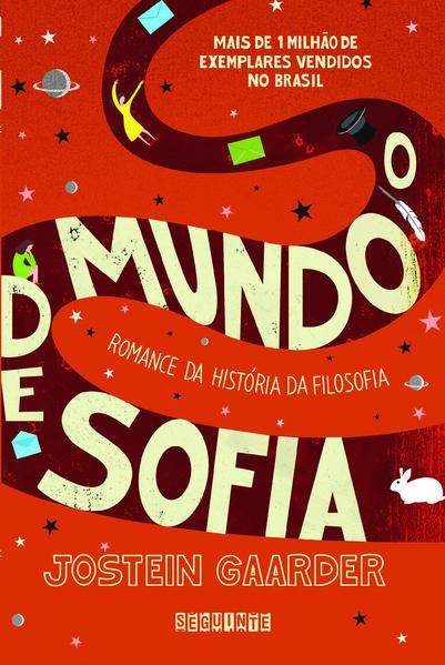 O MUNDO DE SOFIA, livro de Jostein Gaarder