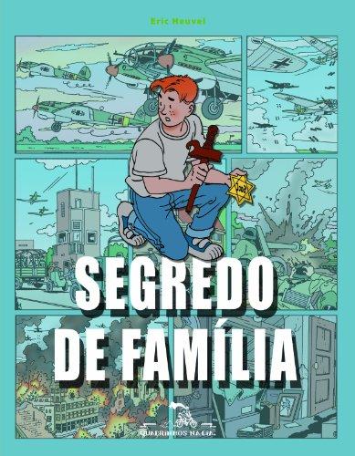 SEGREDO DE FAMÍLIA, livro de Eric Heuvel