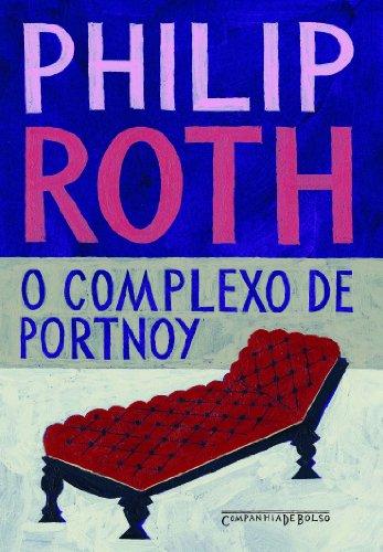 O complexo de Portnoy (Edição de Bolso), livro de Philip Roth
