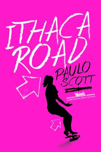 ITHACA ROAD, livro de Paulo Scott