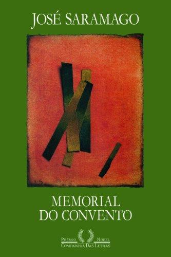 Memorial do convento, livro de José Saramago