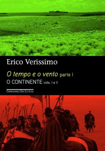 O TEMPO E O VENTO - PARTE 1 (EDIÇÃO ECONÔMICA), livro de Erico Verissimo