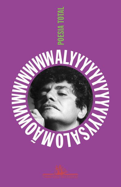 Poesia Total, livro de Waly Salomão