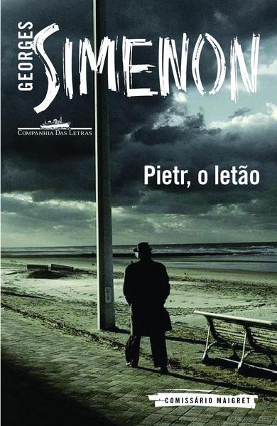 Pietr o Letão, livro de Georges Simenon