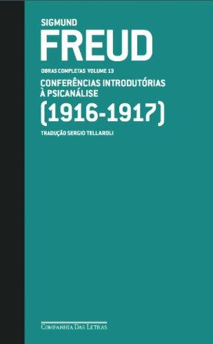 Freud (1916-1917) Conferências Introdutórias à Psicanálise, livro de Sigmund Freud