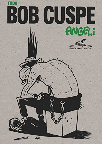 Todo Bob Cuspe, livro de Angeli