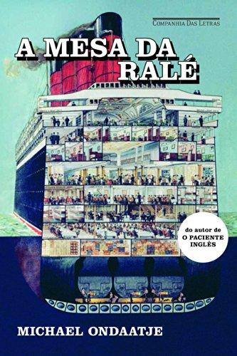 A Mesa da Ralé, livro de Michael Ondaatje