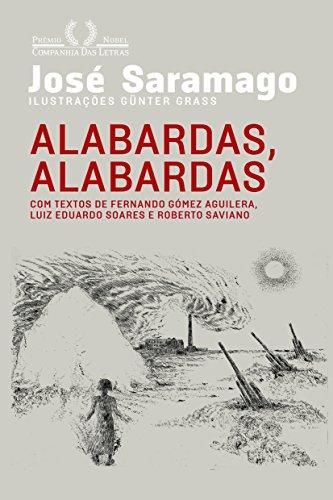 Alabardas, alabardas, espingardas, espingardas, livro de José Saramago