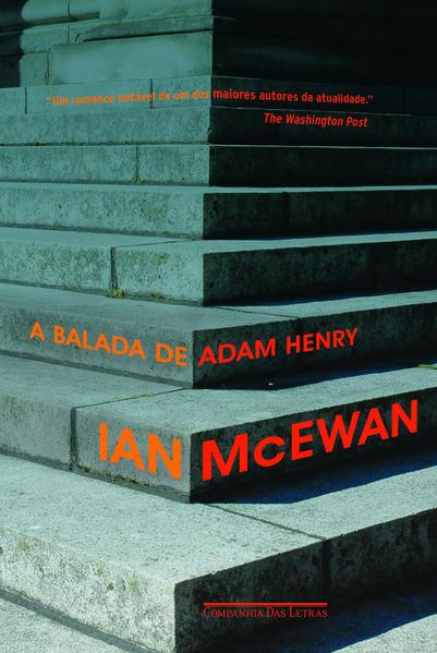 A balada de Adam Henry, livro de Ian McEwan