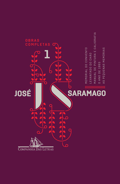 José Saramago: Obras Completas - Vol.1, livro de José Saramago