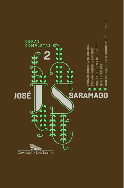 José Saramago: Obras Completas - Vol.2, livro de José Saramago