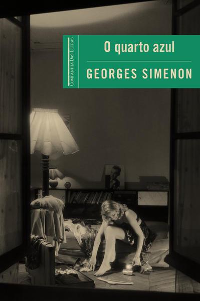 O Quarto Azul, livro de Georges Simenon