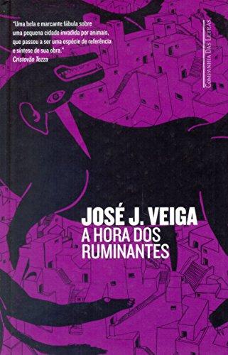 A Hora dos Ruminantes, livro de José J. Veiga