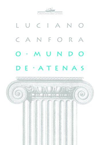 O mundo de Atenas, livro de Luciano Canfora