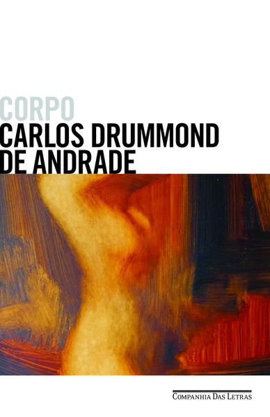 Corpo, livro de Carlos Drummond de Andrade