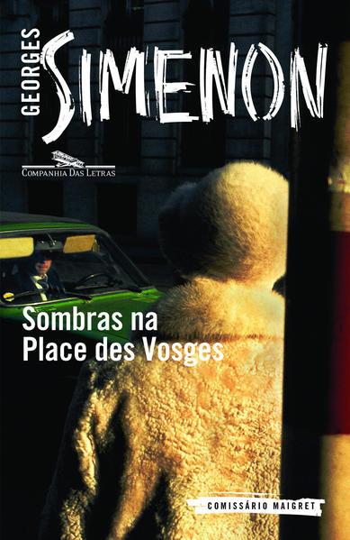 Sombras na Place de Vosges, livro de Georges Simenon