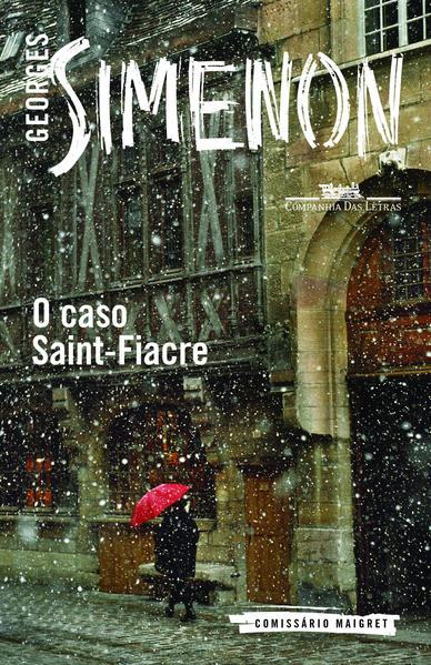 O caso Saint-Fiacre, livro de Georges Simenon