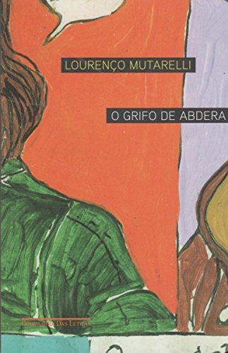O grifo de Abdera, livro de Lourenço Mutarelli