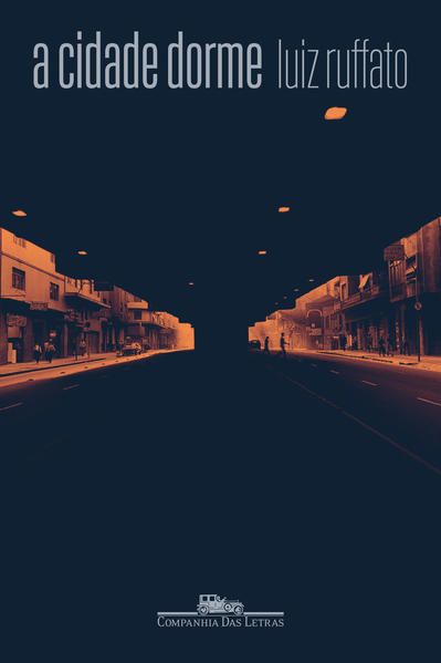 A cidade dorme, livro de Luiz Ruffato