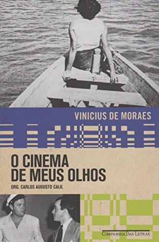 O cinema de meus olhos, livro de Vinicius de Moraes