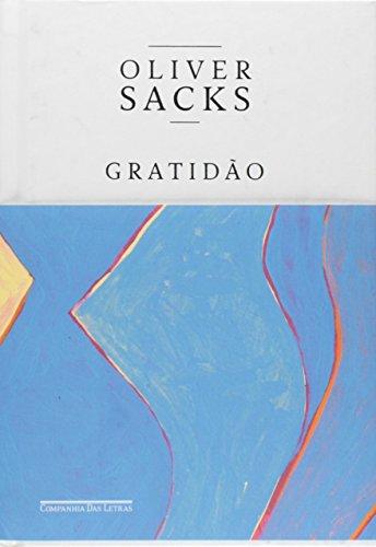 Gratidão, livro de Oliver Sacks