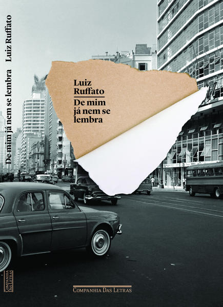 De mim já nem se lembra, livro de Luiz Ruffato