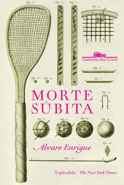 Morte Súbita, livro de Álvaro Enrigue