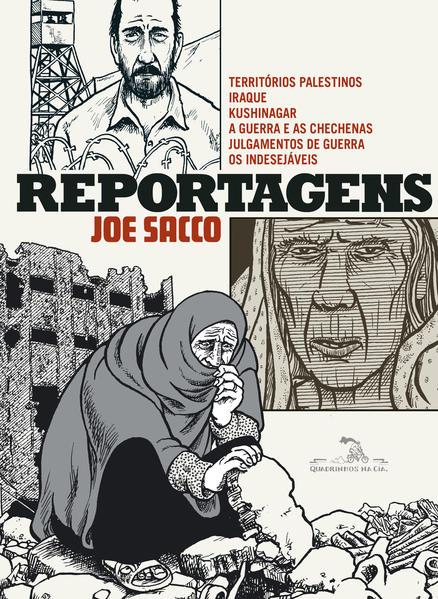 Reportagens, livro de Joe Sacco