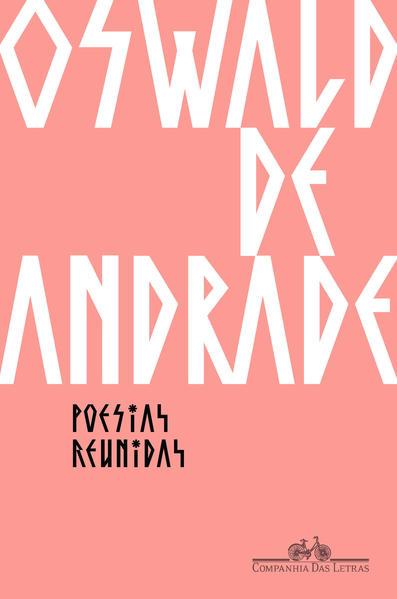 Poesias Reunidas, livro de Oswald de Andrade