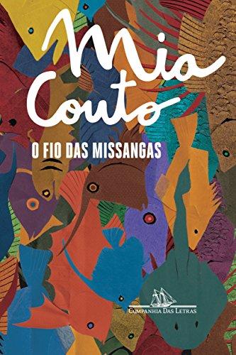 Fio das Missangas, O - Nova Capa, livro de Mia Couto