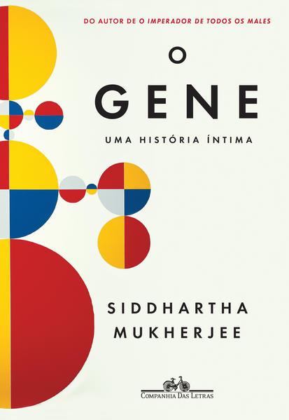 O Gene, livro de Siddhartha Mukherjee