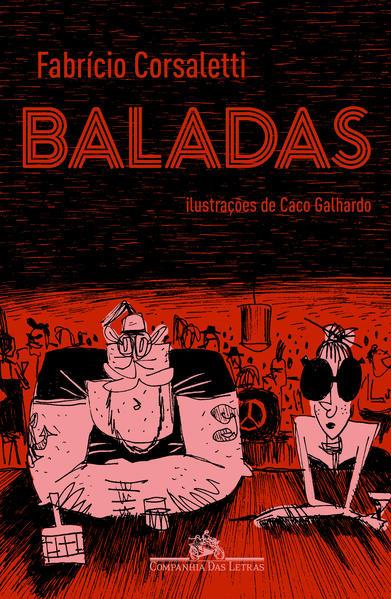 Baladas, livro de Fabrício Corsaletti