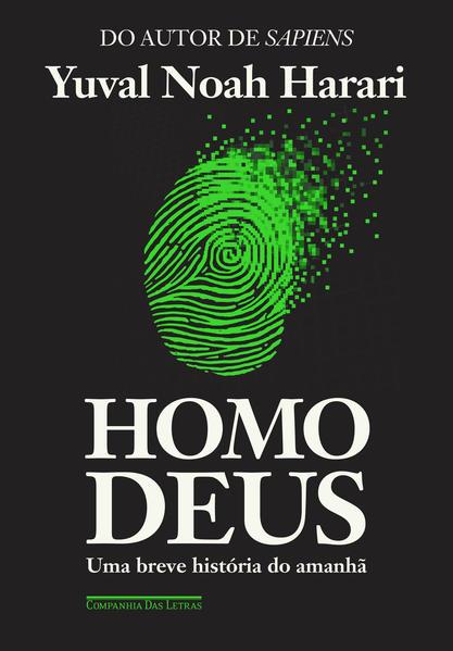 Homo Deus, livro de Yuval Noah Harari