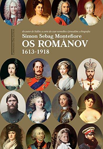 Os Románov. 1613-1918, livro de Simon Sebag Montefiore