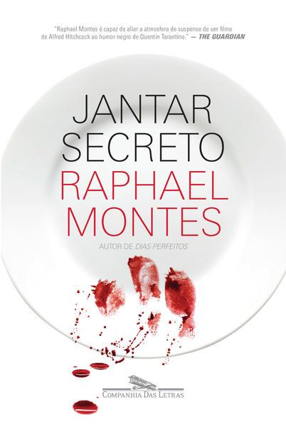 Jantar Secreto, livro de Raphael Montes